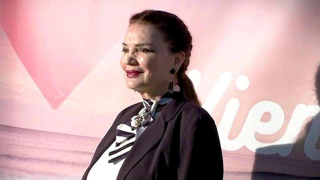 María José Cantudo podría ser deshauciada, según el periodista José Luis Galiacho