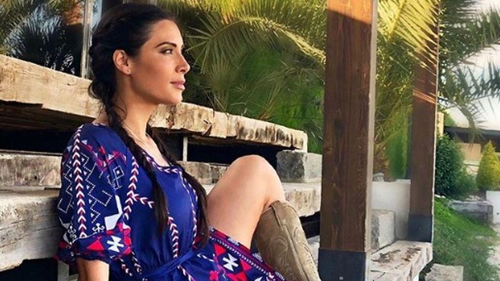 Arena en los muslos, palmeras y bikini: Pilar Rubio protagoniza el posado perfecto del verano