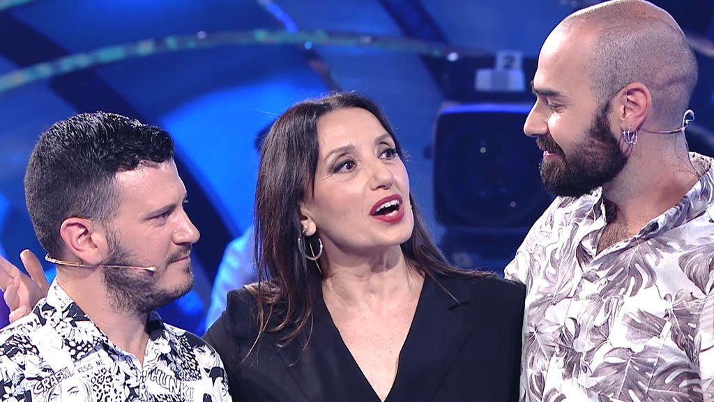 Ismael le da un sorpresón a su novio Juan Pedro: ¡Conoce a Luz Casal, su cantante favorita!