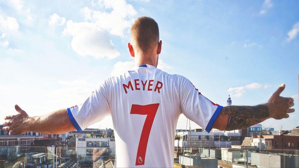 El tremendo error del Crystal Palace: Publica una foto de Joshua Kimmich para presentar a Max Meyer