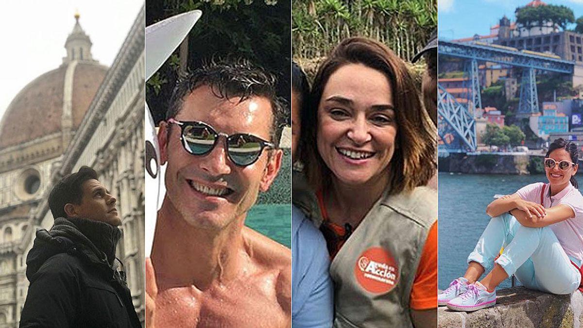 ¿Qué presentadora de Mediaset eres según tu destino de vacaciones?: ¡Descubre a tu alma gemela!