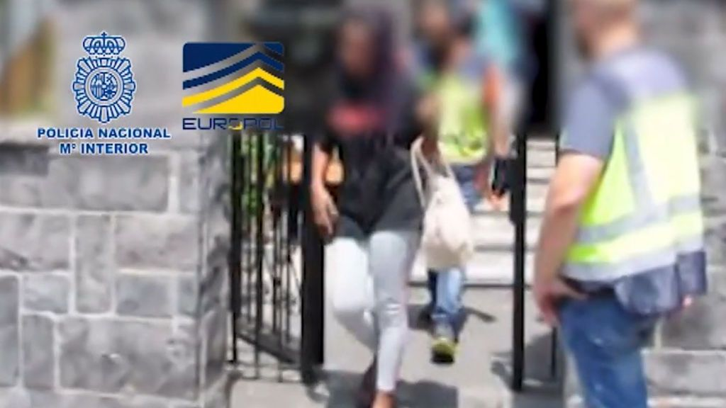 Detenidos siete integrantes de una red de tráfico de migrantes