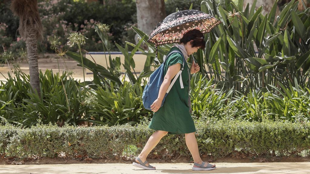 Badajoz alcanza los 46 grados, récord absoluto desde que se tienen registros