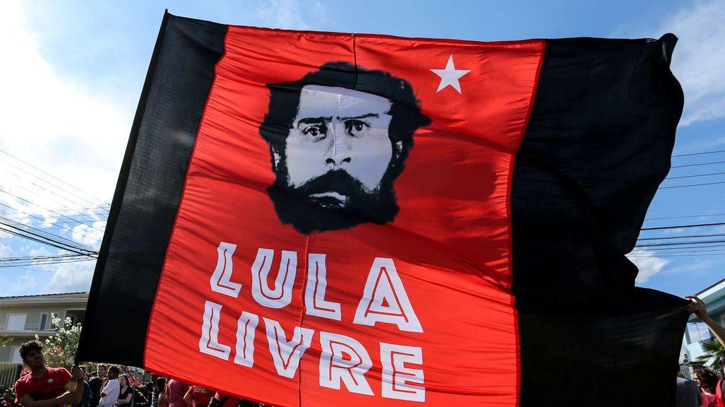 Lula Da Silva lanza su candidatura desde la cárcel a la presidencia de Brasil