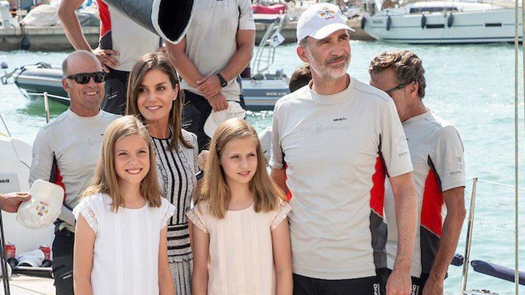 familia real Palma