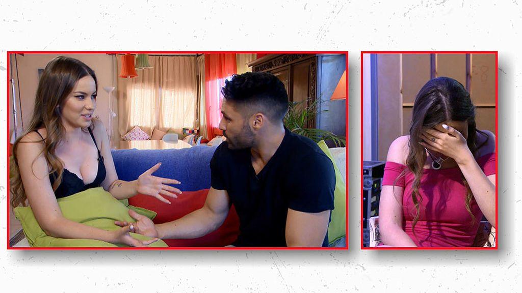 Cita Eleazar y Anastasia: el tronista le presenta a su madre por teléfono