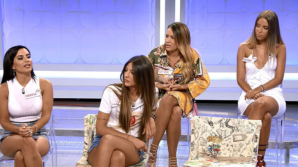 """Marisa: """"Silvia va diciendo que a ella no la van a ofrecer el trono porque da mucho juego en el trono de Eleazar"""""""