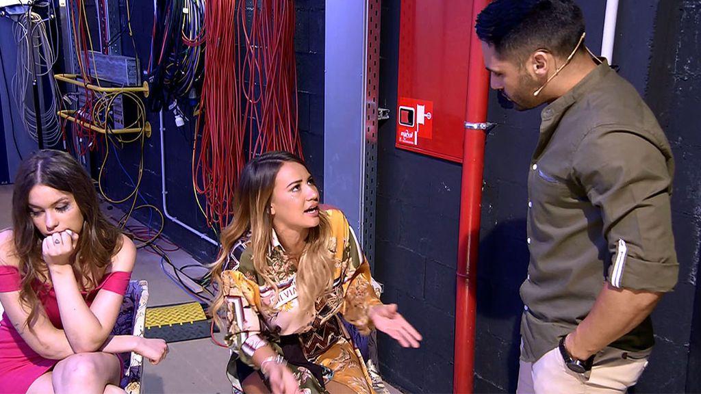 """Silvia, enfadada: """"¡Cómo no voy a estar amargada si solo saben meterse conmigo!"""""""