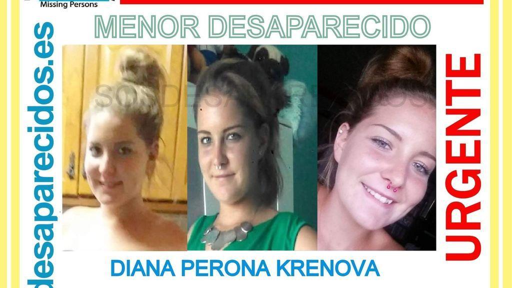 Buscan a una menor de 16 años desaparecida en El Tablero