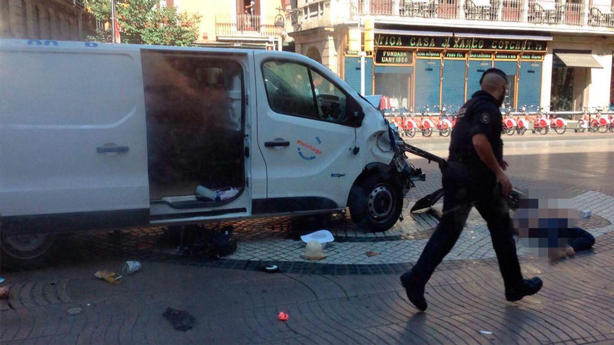 El juez Andreu escucha este lunes a dos testigos protegidos en la causa por los atentados en Barcelona y Cambrils