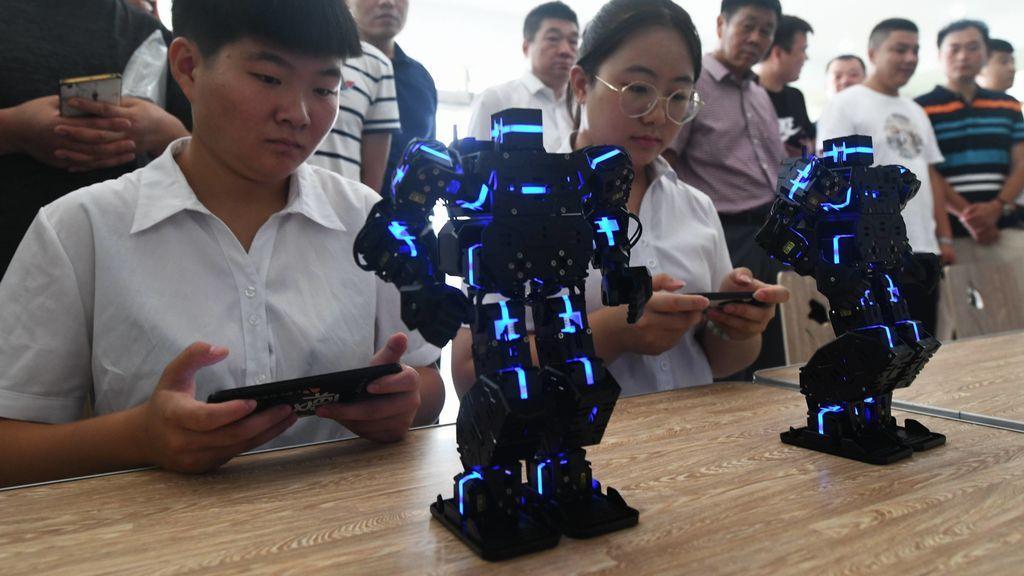 Los prejuicios racistas también se aplican en los robots