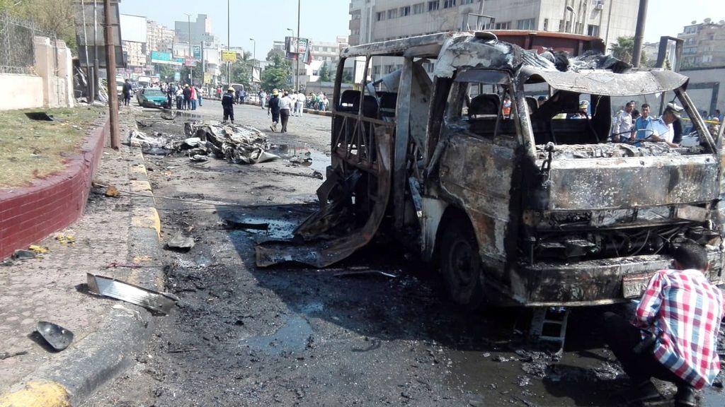 Explosión en Cairo