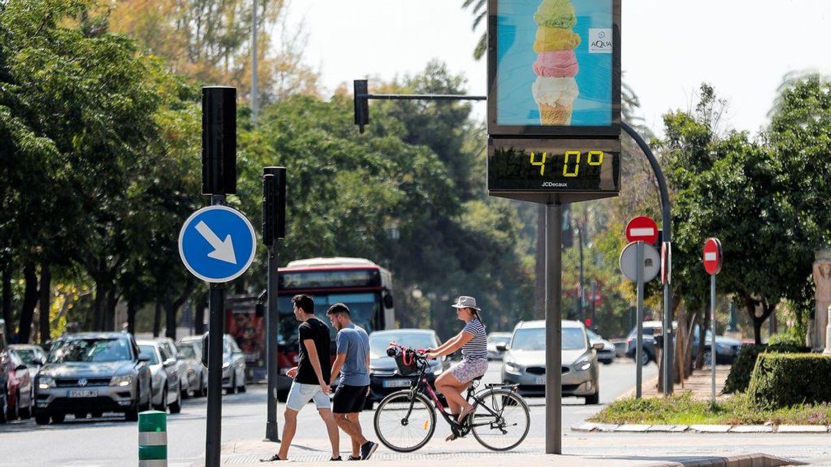 Lunes de calor, tormentas y precipitaciones con alertas en casi toda España
