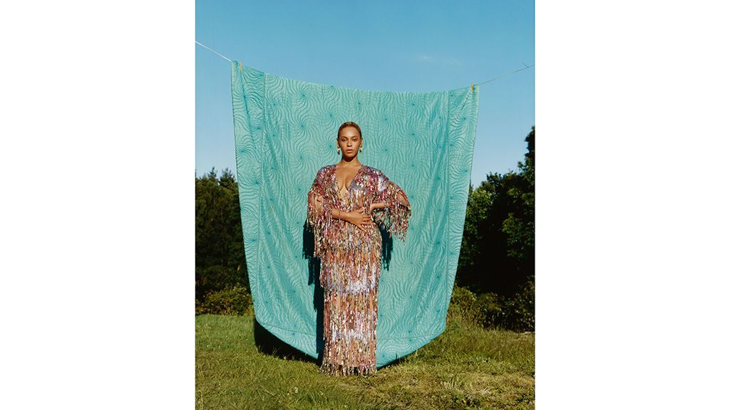 Portada 'Vogue' Beyoncé