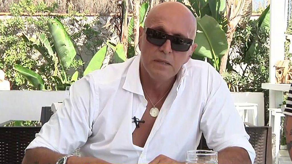 Matamoros niega haber traicionado a su hijo cobrando a sus espaldas por haber asistido a su boda