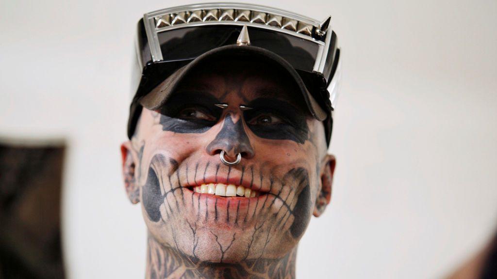 'Zombie Boy'