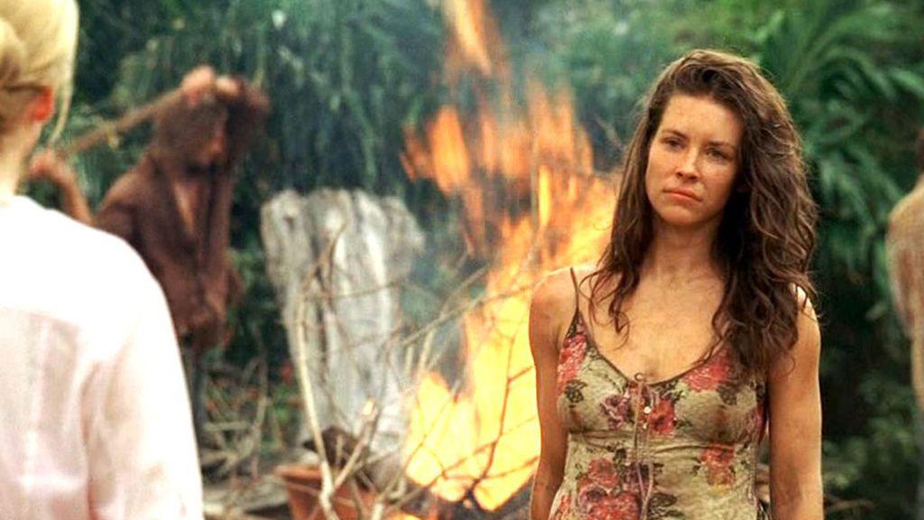 Evangeline Lilly (Kate Austen), en el sexto capítulo de la tercera temporada de 'Perdidos'.