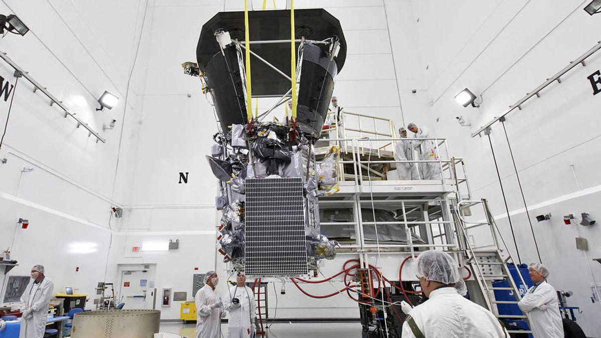 Parker Solar Probe: la misión de la NASA que más cerca va a estar del Sol