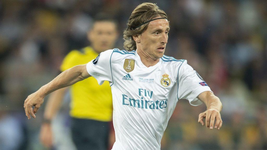 El plan del Real Madrid si el Inter sigue insistiendo con Modric