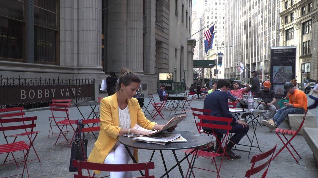 'Viajeros Cuatro' Nueva York