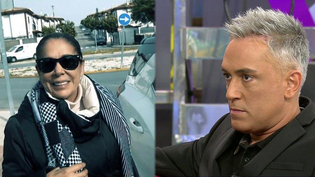 Kiko Hernández nos da todos los detalles de la serie de Isabel Pantoja:  No aparecerán ni Chabelita ni la cárcel ni Julián Muñoz