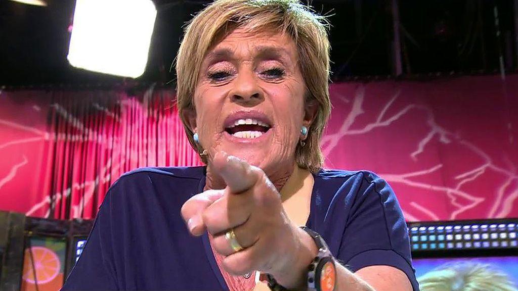 """Chelo Gª Cortés, a Bárbara Rey: """"Ten lo que tienes que tener y cuenta lo que tienes que contar"""""""