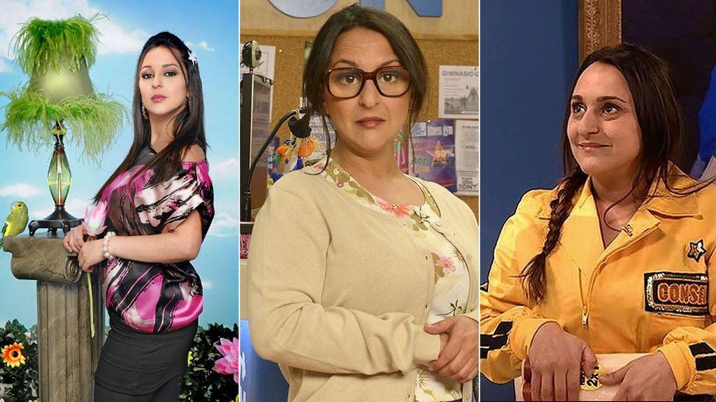 Macu, Secundina, Clara 'LQSA'… Pepa Rus una actriz 100% Mediaset