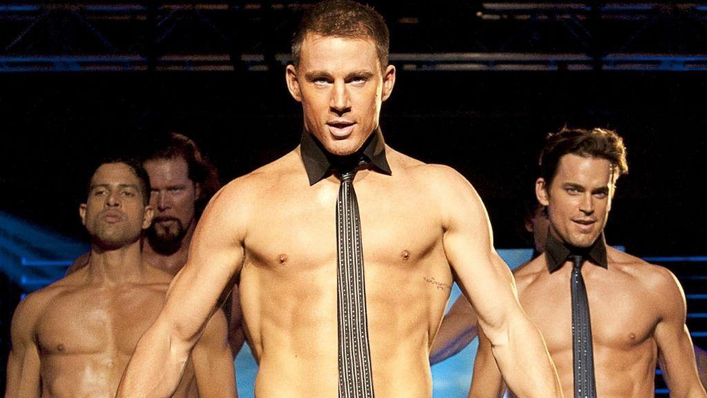 Boom! El desnudo integral de Channing Tatum que ha revolucionado las redes