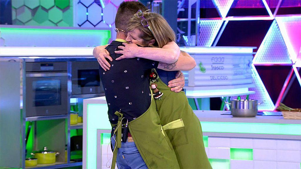 ¡Margarita y Óscar se convierten en ganadores gracias a su gazpacho manchego!