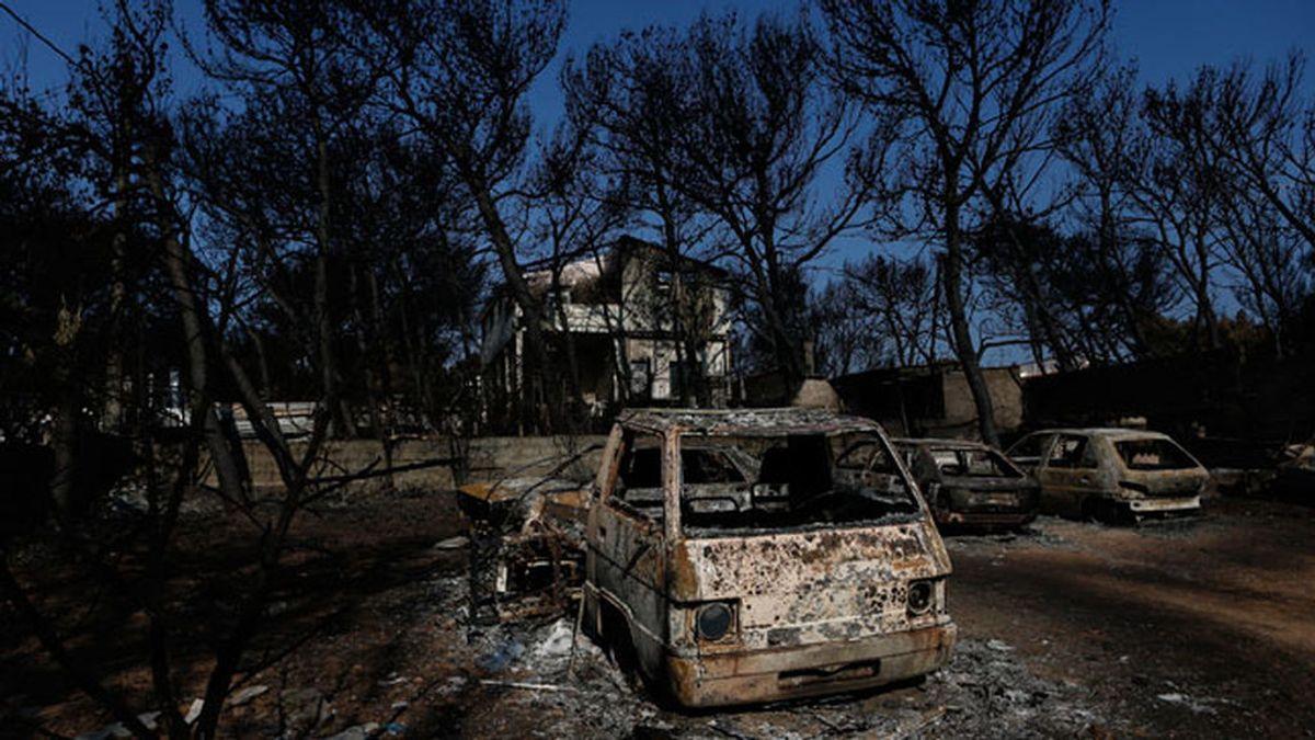 Grecia demolerá miles de construcciones ilegales tras los últimos incendios