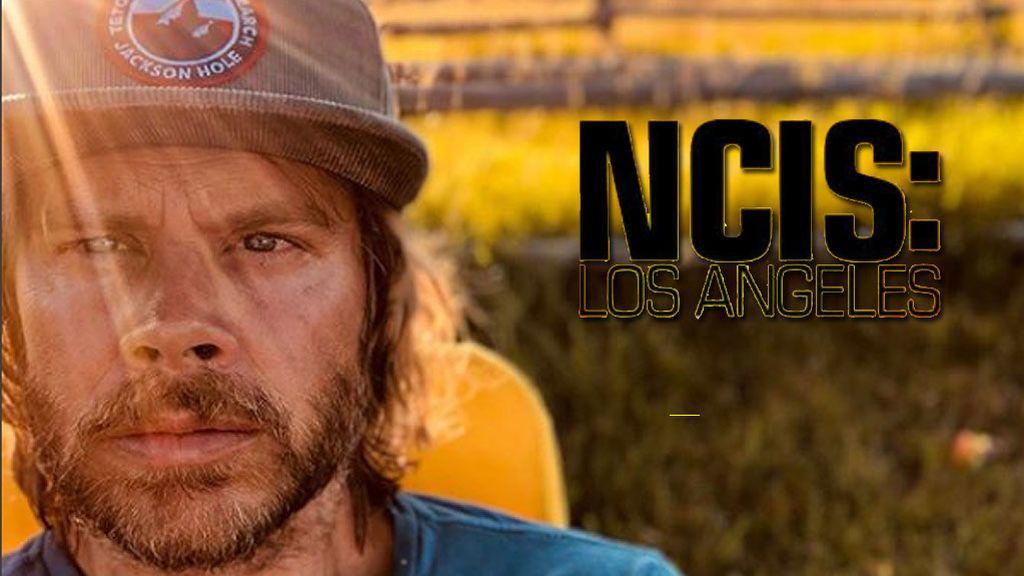 Las imágenes que nunca esperabas ver de Eric Christian Olsen, Marty en 'NCSI: Los Ángeles'