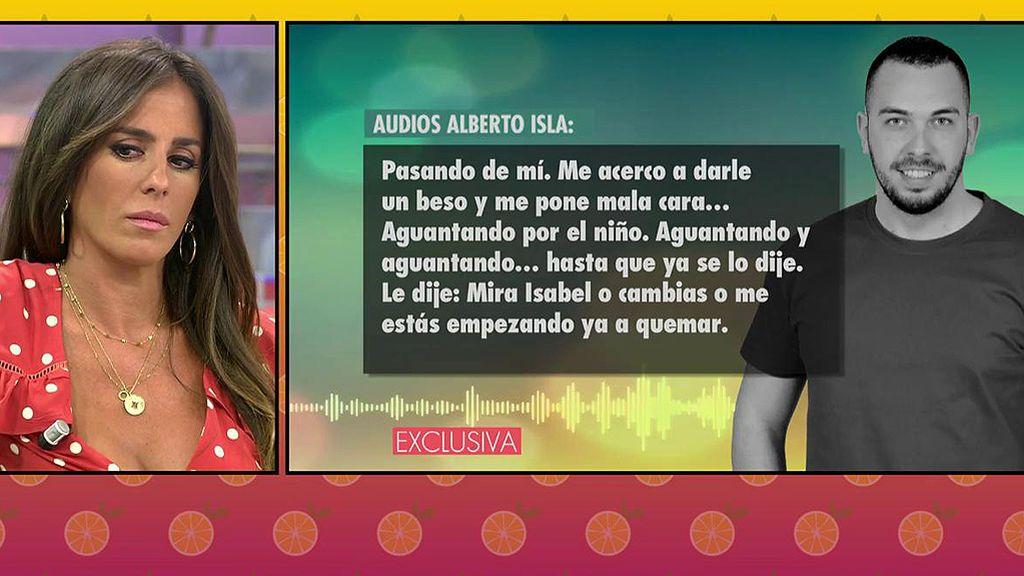 """Anabel Pantoja asegura que Chabelita y Alberto Isla mantienen un trato cordial: """"Ella no le ha recriminado nada"""""""