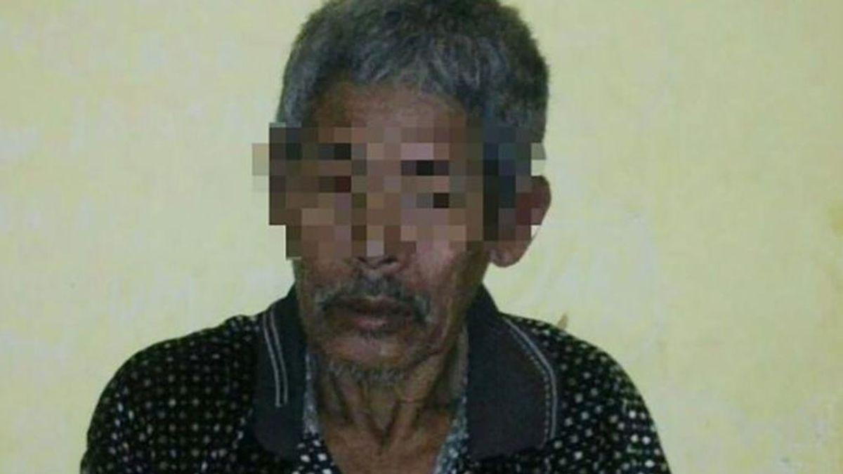 Un chamán mantiene  secuestrada en una cueva a una mujer durante 15 años en Indonesia