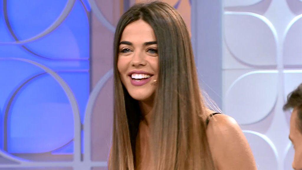 Violeta ya está en el plató de 'MyH': ¿Qué le ha pasado?
