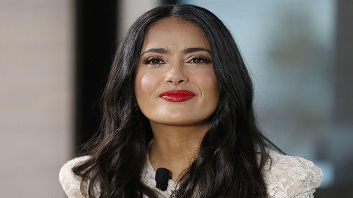 Salma Hayek en una imagen de mayo de 2018.