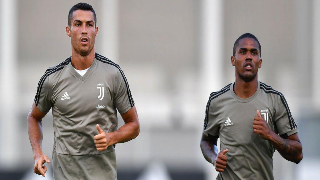 Cristiano Ronaldo se lleva el primer 'vacile' en la Juventus: Dybala y Costa se ríen del portugués al ritmo de Fornite