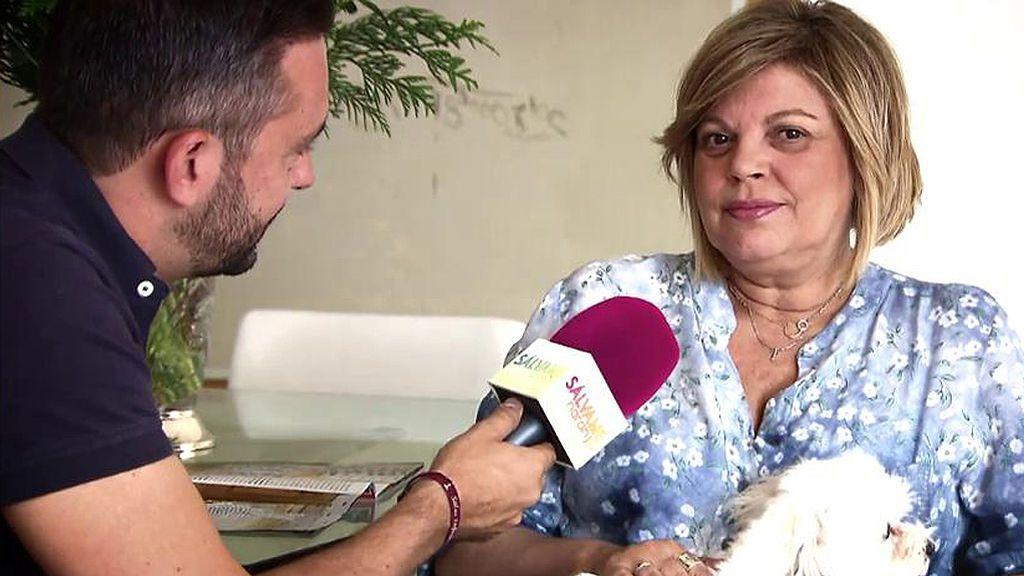 Terelu Campos nos habla de las opciones que barajan de cara a una posible mastectomía