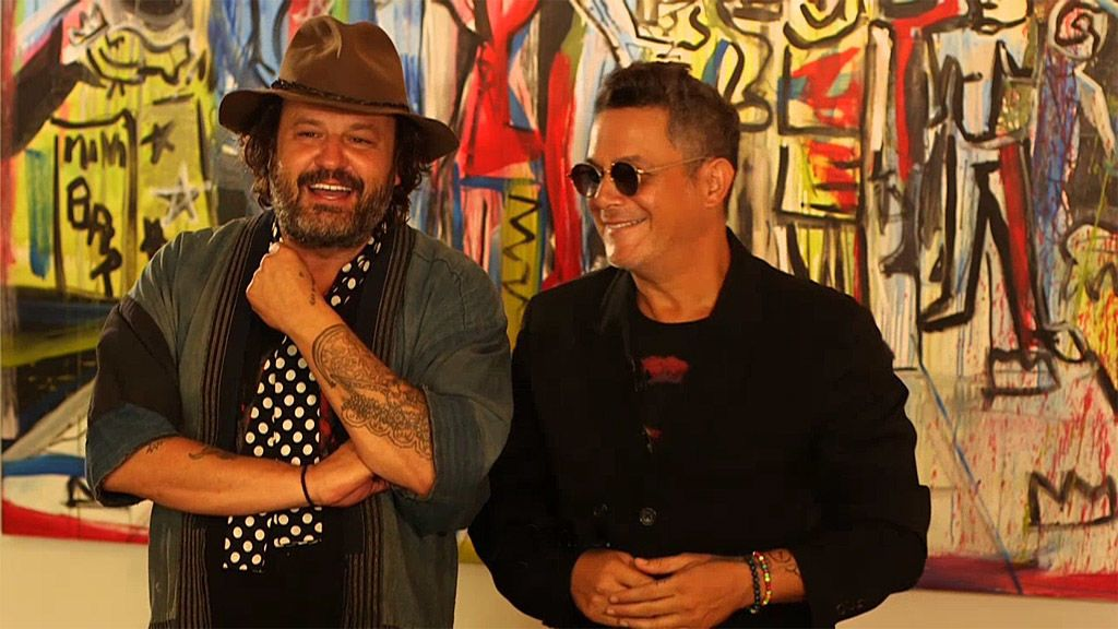 Domingo Zapata recuerda su gran noche neoyorkina con Alejandro Sanz
