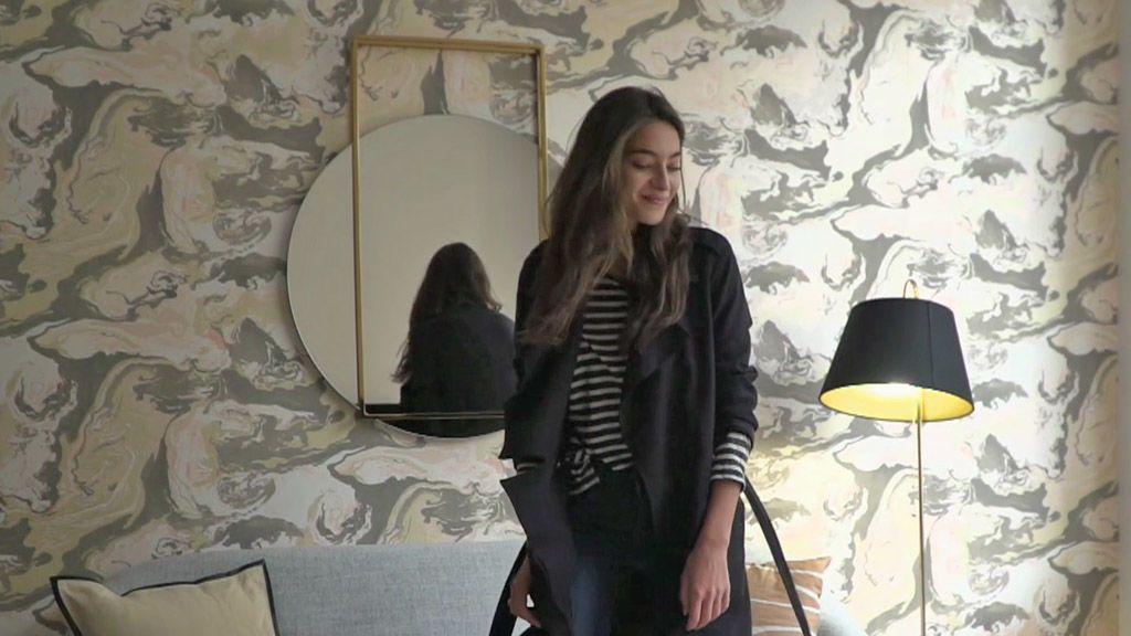 """Entramos en el apartemento neoyorkino de Rocío Crusset, la hija de Mariló Montero: """"Prefiero que mis padres no vengan"""""""