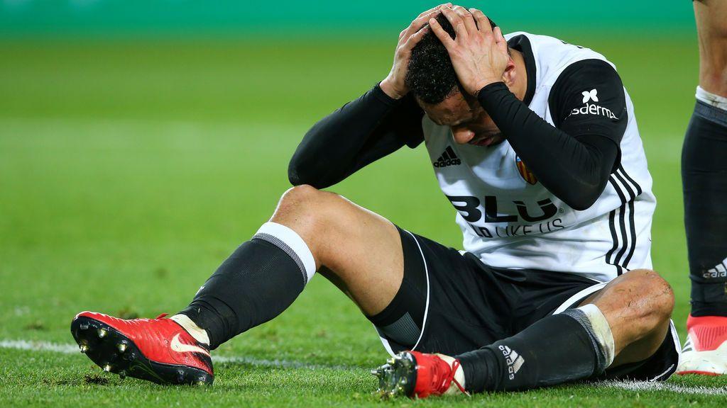 La motivadora reacción de Zaza al ver entrenar a Coquelin cinco meses después de lesionarse 👏💪