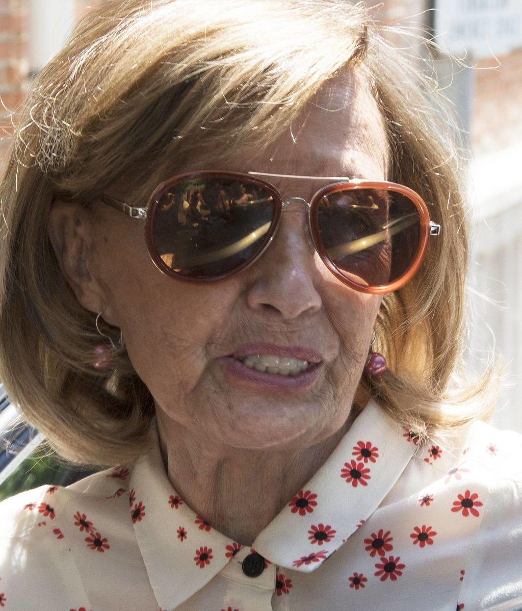 """María Teresa Campos se sincera: """"Me dio el ictus por puñaladas que me han clavado"""""""
