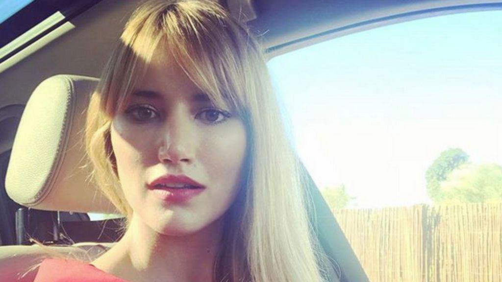 """Alba Carrillo explica el motivo por el que rompió con David Vallespín: """"Fonsi ha destruido mi relación"""""""