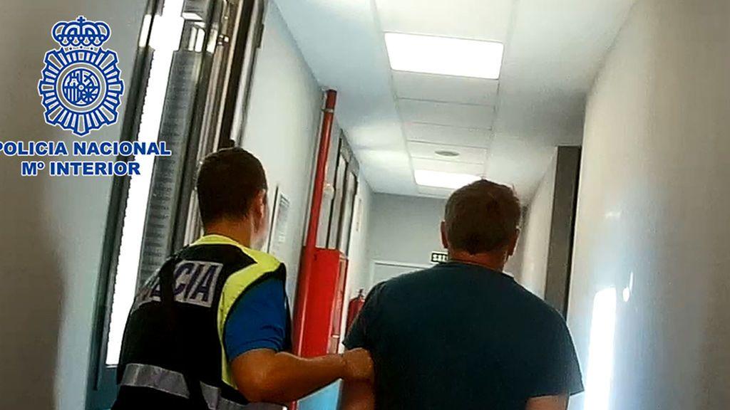 Así detuvo la Policía Nacional a un peligroso pederasta cuya pista se encontró en Australia