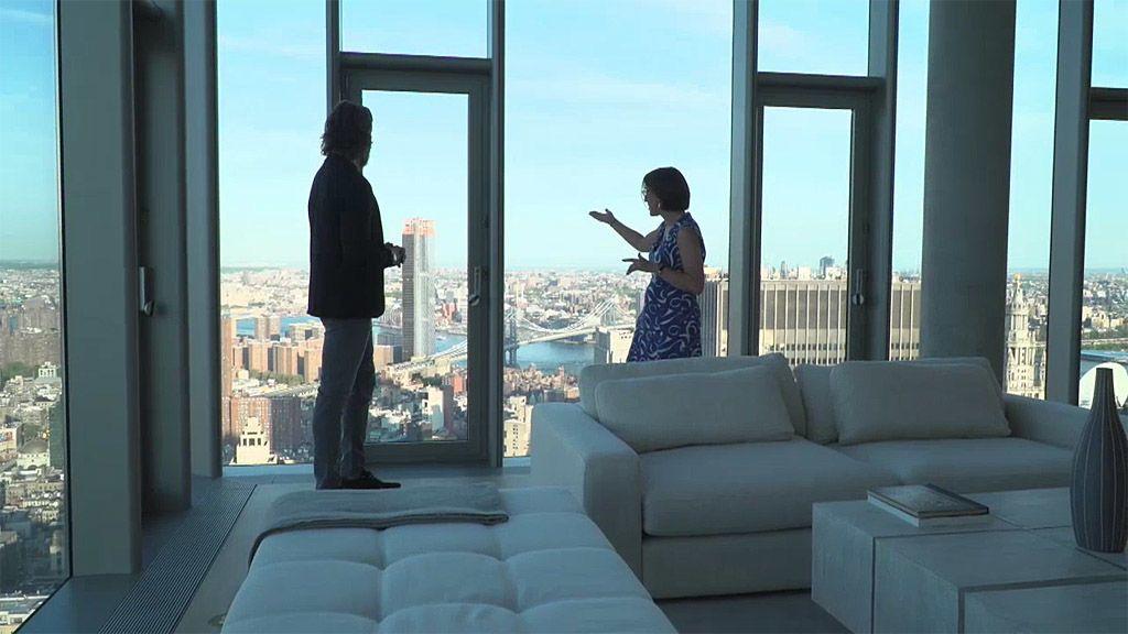 Un apartamento de lujo en Tribeca (Nueva York) cuesta más de dos millones de euros