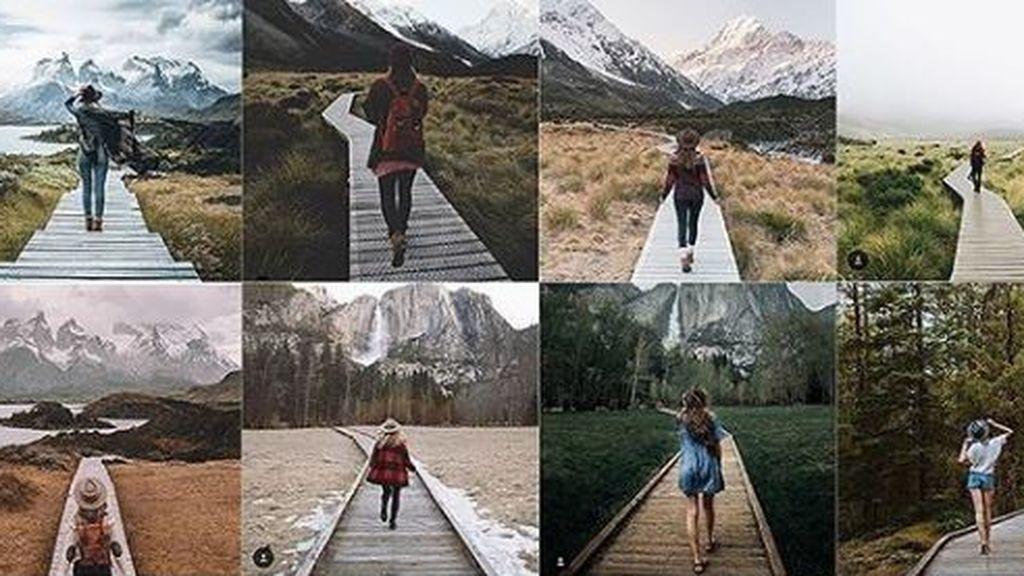 La cuenta de Instagram que demuestra la poca originalidad en las redes sociales