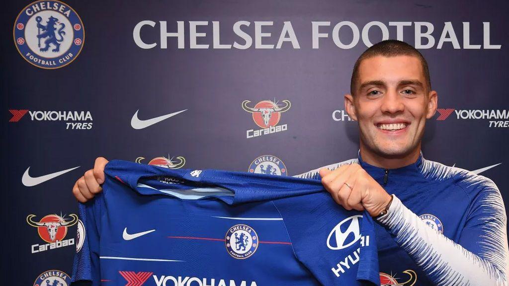 El Chelsea confirma la cesión de Mateo Kovacic durante una temporada