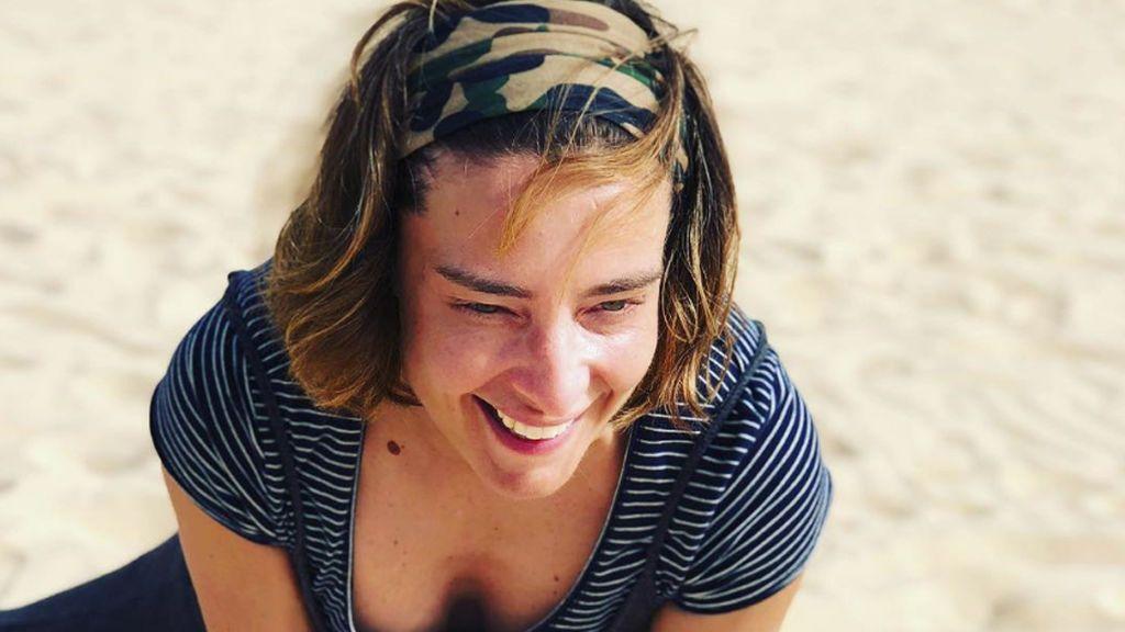"""Sandra Barneda, emocionada tras superar el reto de su vida: """"Mi rodilla y mi autoestima están mejor"""""""