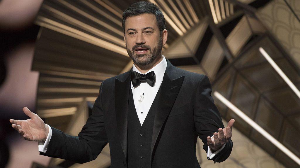 Jimmy Kimmel, presentador de la gala de los Óscar 2018.