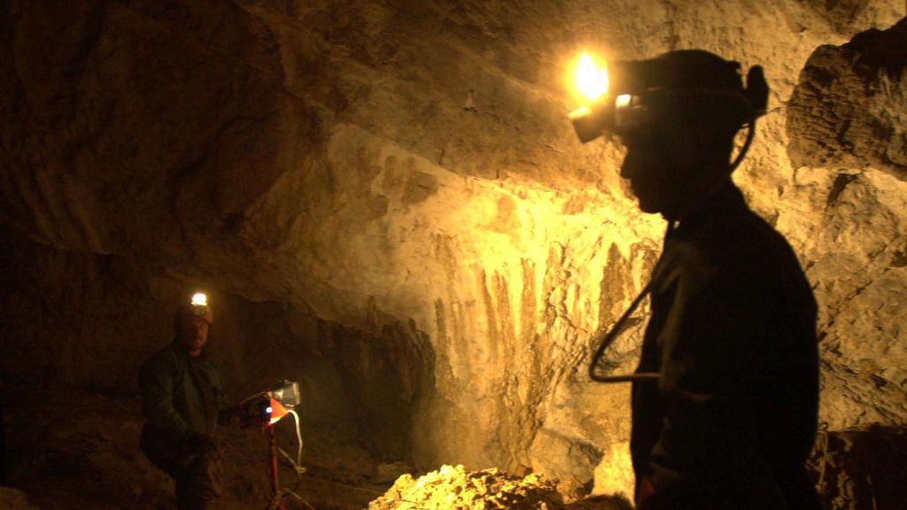 Tres turistas españoles se quedan encerrados durante horas en una sima al sur de Francia