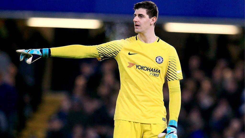Courtois borra su carta de despedida del Chelsea por la lluvia de críticas de los aficionados